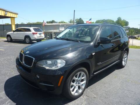 2012 BMW X5 for sale at Roswell Auto Imports in Austell GA