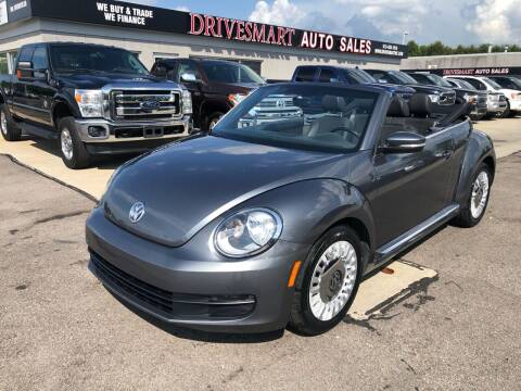 2013 Volkswagen Beetle Convertible for sale at DriveSmart Auto Sales in West Chester OH
