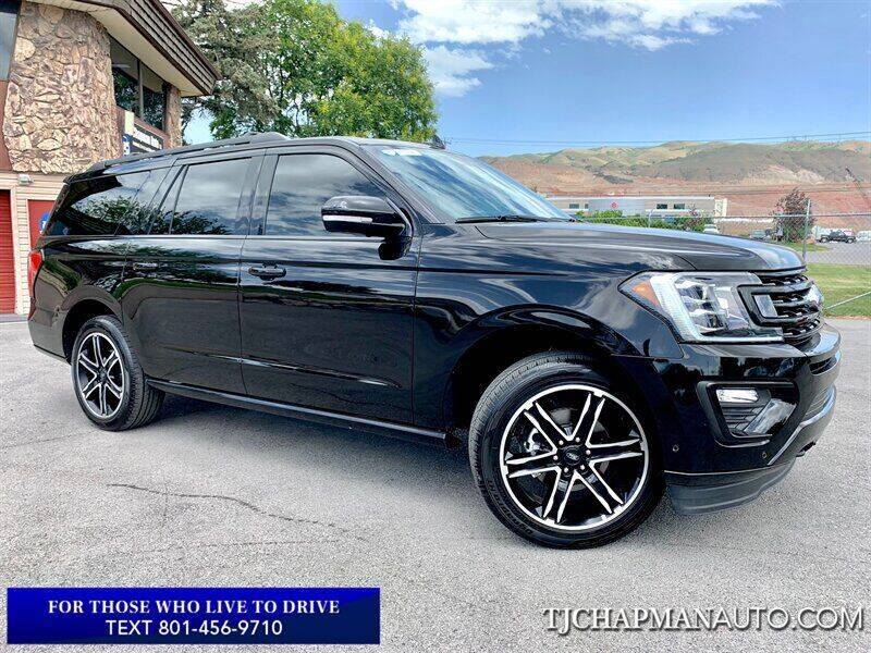 2020 Ford Expedition MAX for sale in Salt Lake City, UT
