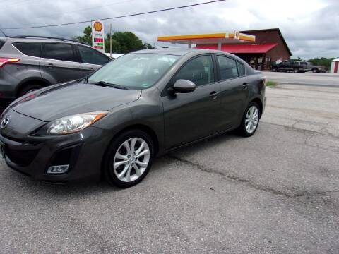 2011 Mazda MAZDA3 for sale at HIGHWAY 42 CARS BOATS & MORE in Kaiser MO