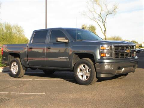 2014 Chevrolet Silverado 1500 for sale at COPPER STATE MOTORSPORTS in Phoenix AZ