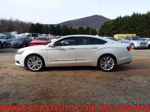 2014 Chevrolet Impala for sale at East Coast Auto Source Inc. in Bedford VA