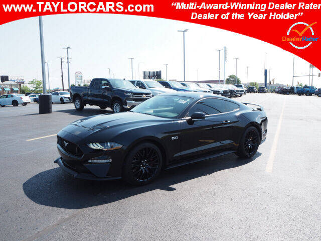 2019 Ford Mustang for sale in Bradley, IL