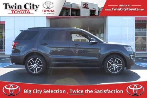 2017 Ford Explorer for sale at Twin City Toyota in Herculaneum MO