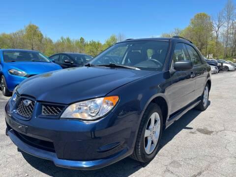 2006 Subaru Impreza for sale at Best Buy Auto Sales in Murphysboro IL