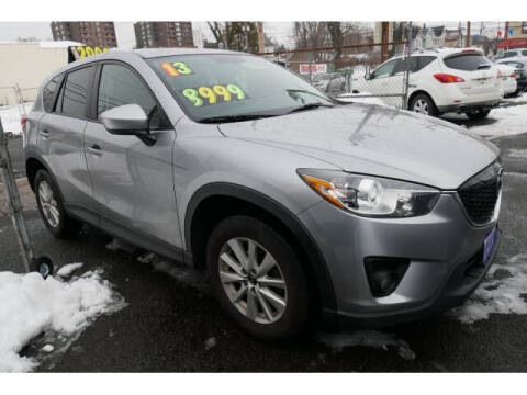 2013 Mazda CX-5 for sale at MICHAEL ANTHONY AUTO SALES in Plainfield NJ