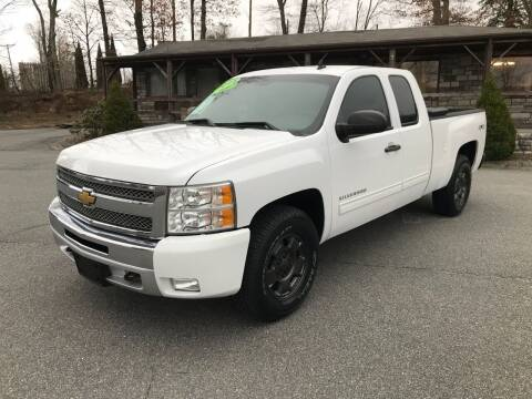 2013 Chevrolet Silverado 1500 for sale at Highland Auto Sales in Boone NC
