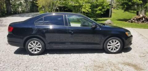 2012 Volkswagen Jetta for sale at DANVILLE AUTO SALES in Danville IN