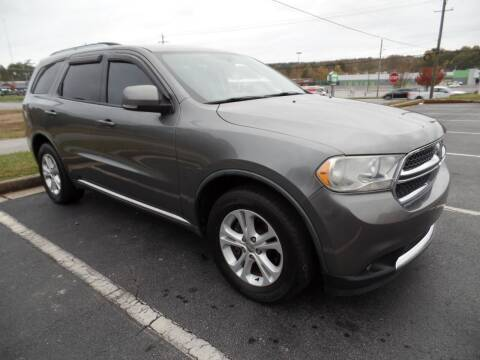 2011 Dodge Durango for sale at United Automotive Group in Griffin GA