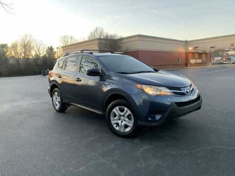 2014 Toyota RAV4 for sale at Wheel Deal Auto Sales LLC in Norfolk VA