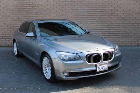 2012 BMW 7 Series for sale at MK Motors in Sacramento CA
