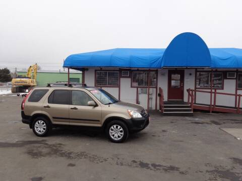 2006 Honda CR-V for sale at Jim's Cars by Priced-Rite Auto Sales in Missoula MT