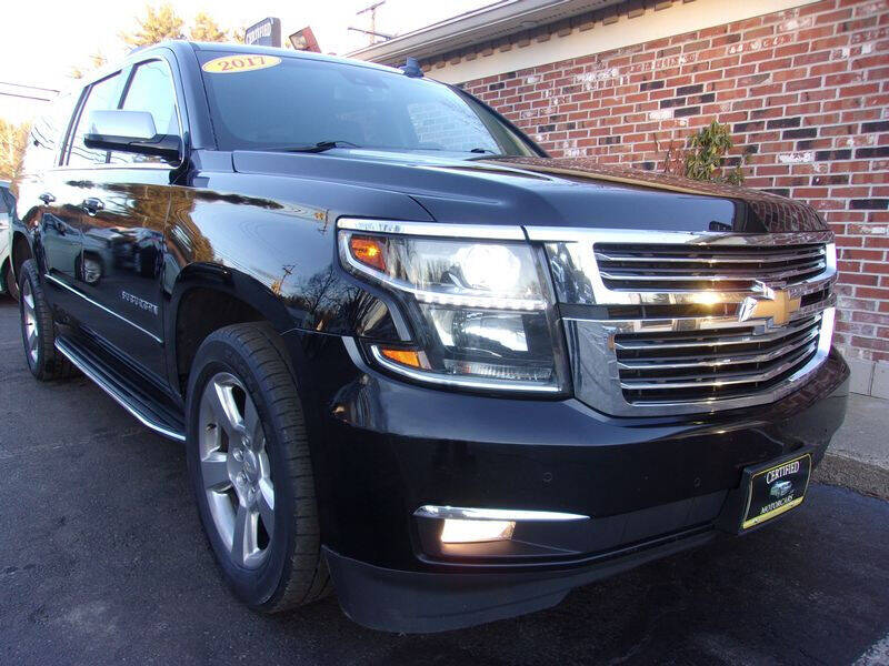 2017 Chevrolet Suburban for sale at Certified Motorcars LLC in Franklin NH
