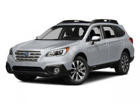 2015 Subaru Outback for sale at QUALITY MOTORS in Salmon ID