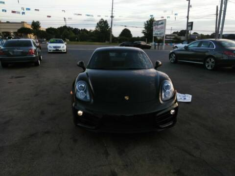 2014 Porsche Cayman for sale at AUTOPLEX 528 LLC in Huntsville AL