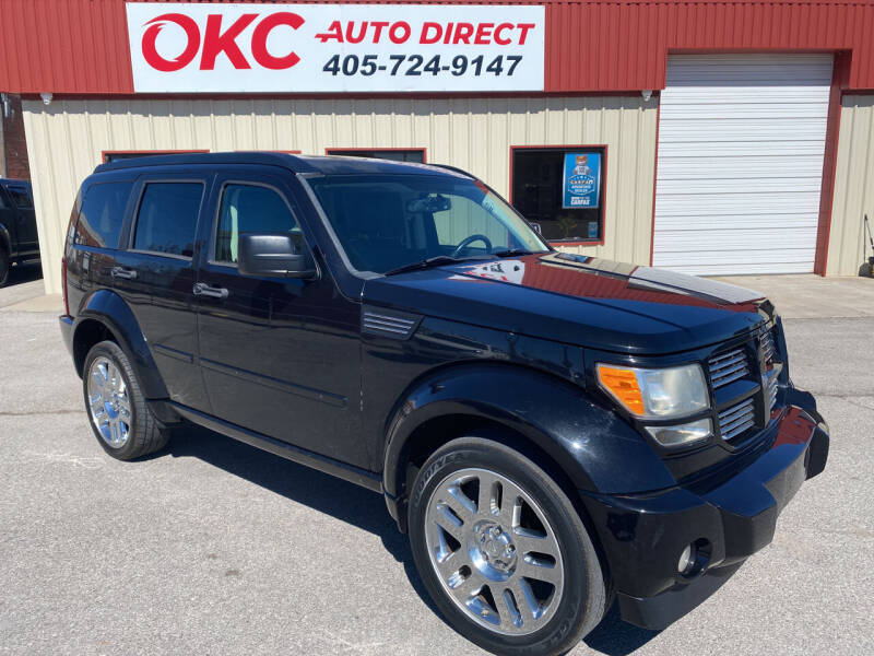 2008 Dodge Nitro for sale at OKC Auto Direct in Oklahoma City OK