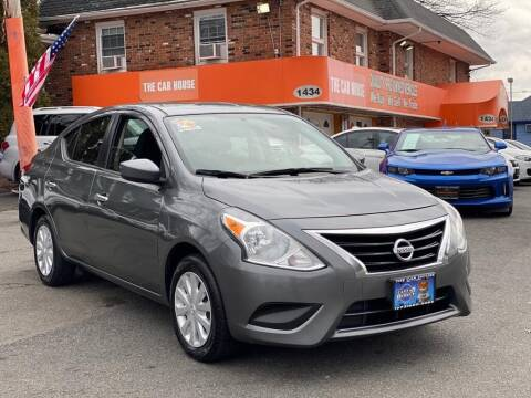 2016 Nissan Versa for sale at Bloomingdale Auto Group - The Car House in Butler NJ