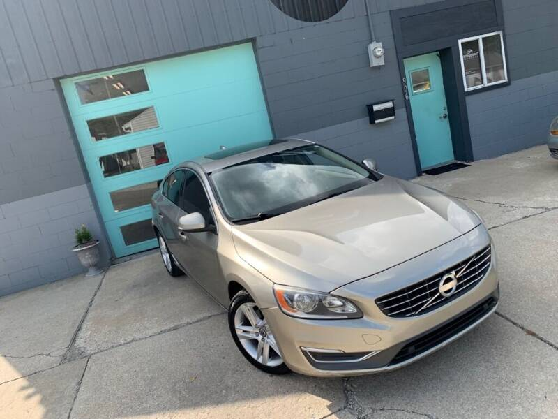 2015 Volvo S60 for sale at Enthusiast Autohaus in Sheridan IN