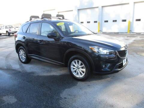 2015 Mazda CX-5 for sale at MC FARLAND FORD in Exeter NH