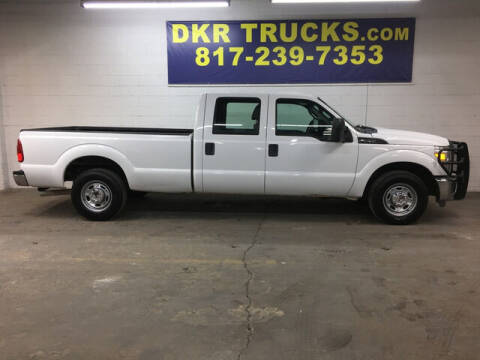 2013 Ford F-350 Super Duty for sale at DKR Trucks in Arlington TX