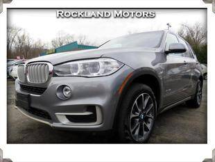 2017 BMW X5 for sale at Rockland Automall - Rockland Motors in West Nyack NY