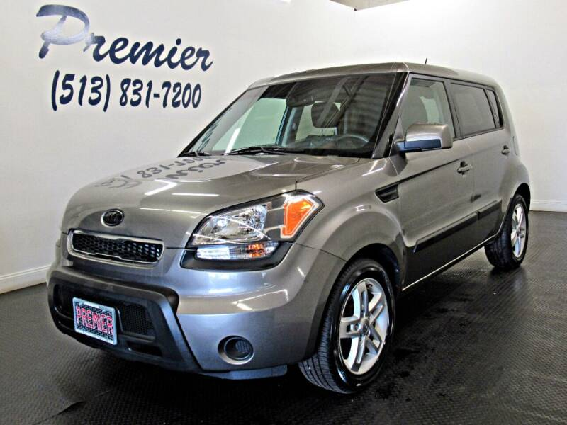 2011 Kia Soul for sale at Premier Automotive Group in Milford OH