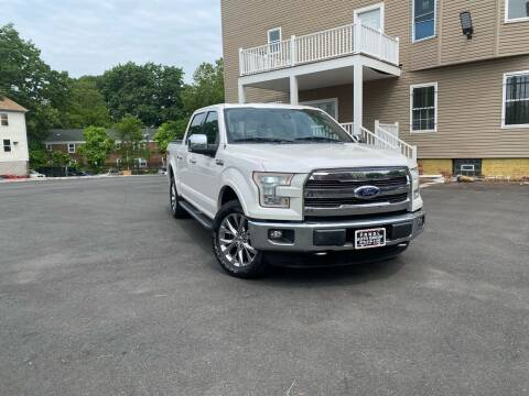 2015 Ford F-150 for sale at PRNDL Auto Group in Irvington NJ