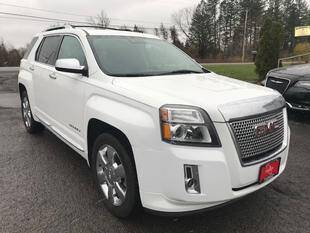 2013 GMC Terrain for sale at FUSION AUTO SALES in Spencerport NY