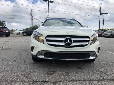 2016 Mercedes-Benz GLA for sale at Trust Autos, LLC in Decatur GA