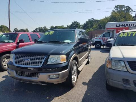 2004 Ford Expedition for sale at Wheel'n & Deal'n in Lenoir NC