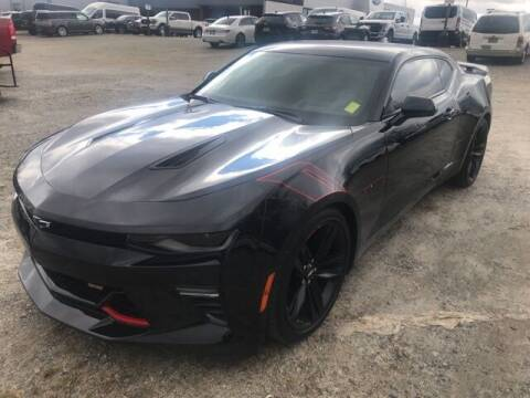 2018 Chevrolet Camaro for sale at BILLY HOWELL FORD LINCOLN in Cumming GA