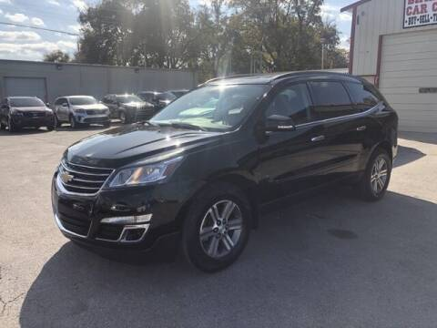 2016 Chevrolet Traverse for sale at Bryans Car Corner in Chickasha OK
