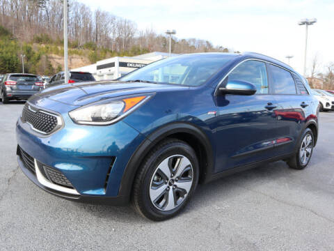 2018 Kia Niro for sale at RUSTY WALLACE KIA OF KNOXVILLE in Knoxville TN