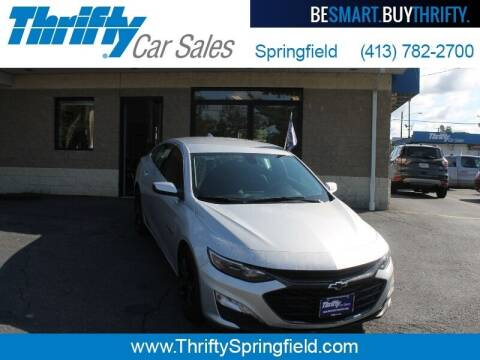 2020 Chevrolet Malibu for sale at Thrifty Car Sales Springfield in Springfield MA