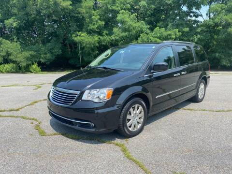 2016 Chrysler Town and Country for sale at Westford Auto Sales in Westford MA