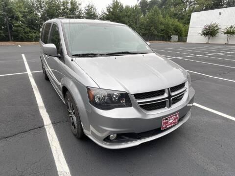 2016 Dodge Grand Caravan for sale at CU Carfinders in Norcross GA