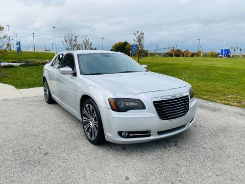 2012 Chrysler 300 for sale at Airport Motors in Saint Francis WI