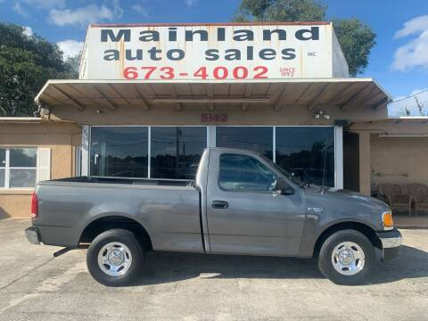 2004 Ford F-150 Heritage for sale at Mainland Auto Sales Inc in Daytona Beach FL