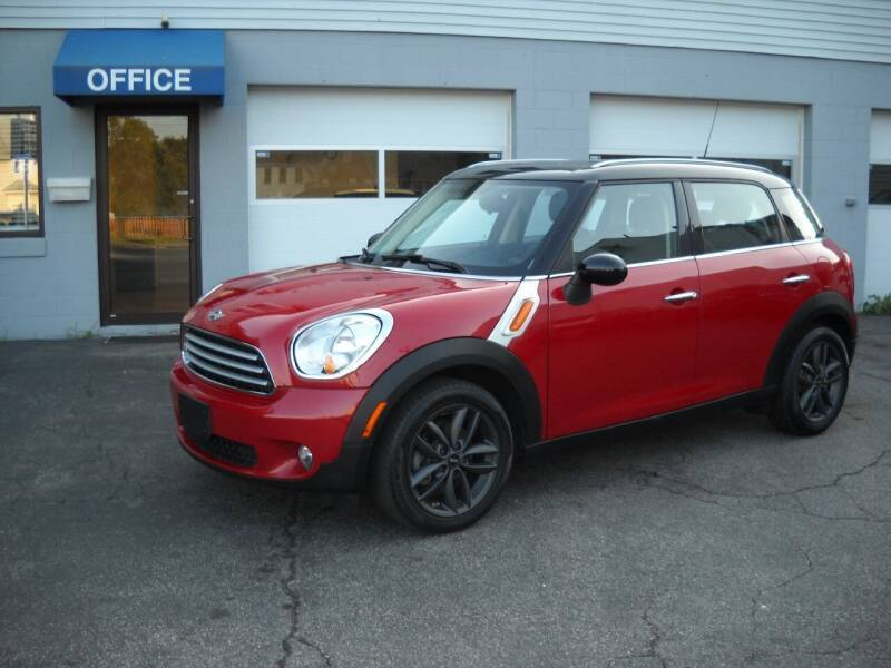 2014 MINI Countryman for sale at Best Wheels Imports in Johnston RI
