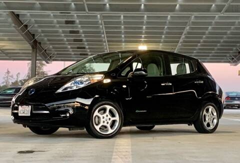 2011 Nissan LEAF for sale at Car Hero LLC in Santa Clara CA
