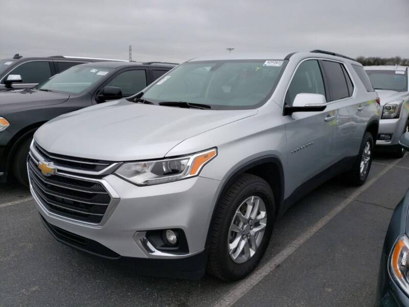 2019 Chevrolet Traverse for sale at Handicap of Jackson in Jackson TN