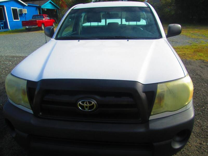 2009 Toyota Tacoma for sale at Wright's Auto Sales in Lancaster SC
