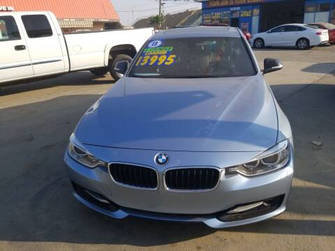 2013 BMW 3 Series for sale at Stockdale Auto Sale in Bakersfield CA