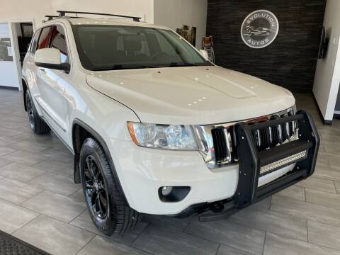 2011 Jeep Grand Cherokee for sale at Evolution Autos in Whiteland IN