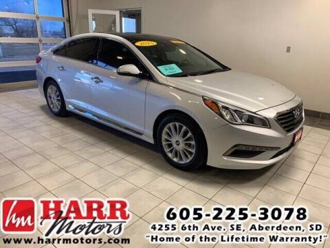 2015 Hyundai Sonata for sale at Harr's Redfield Ford in Redfield SD