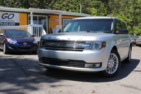 2013 Ford Flex for sale at Go Auto Sales in Gainesville GA