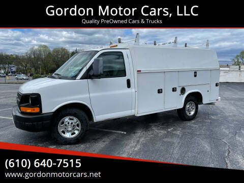 2015 Chevrolet Express Cutaway for sale at Gordon Motor Cars, LLC in Frazer PA