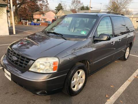 2006 Ford Freestar for sale at EZ Auto Sales , Inc in Edison NJ
