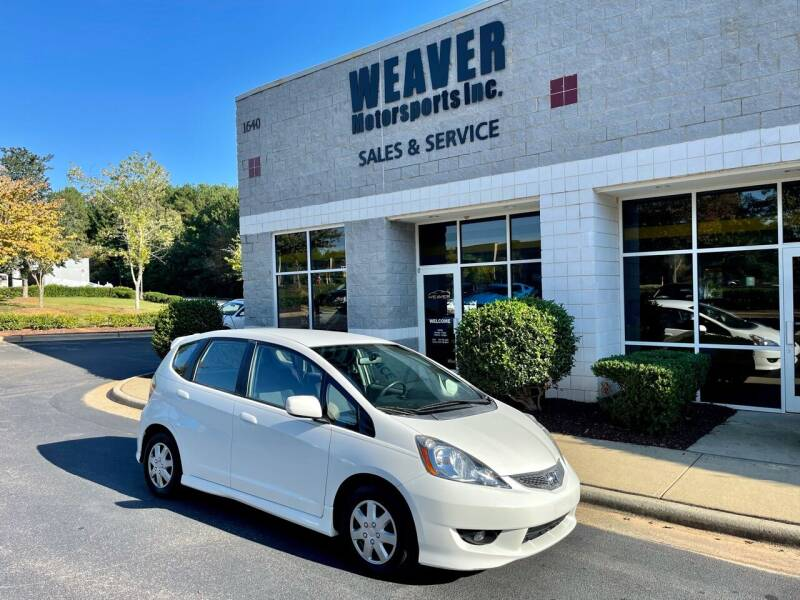 2009 Honda Fit for sale at Weaver Motorsports Inc in Cary NC