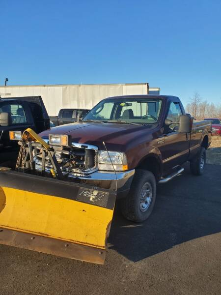 2004 Ford F-250 Super Duty for sale at Jeff's Sales & Service in Presque Isle ME